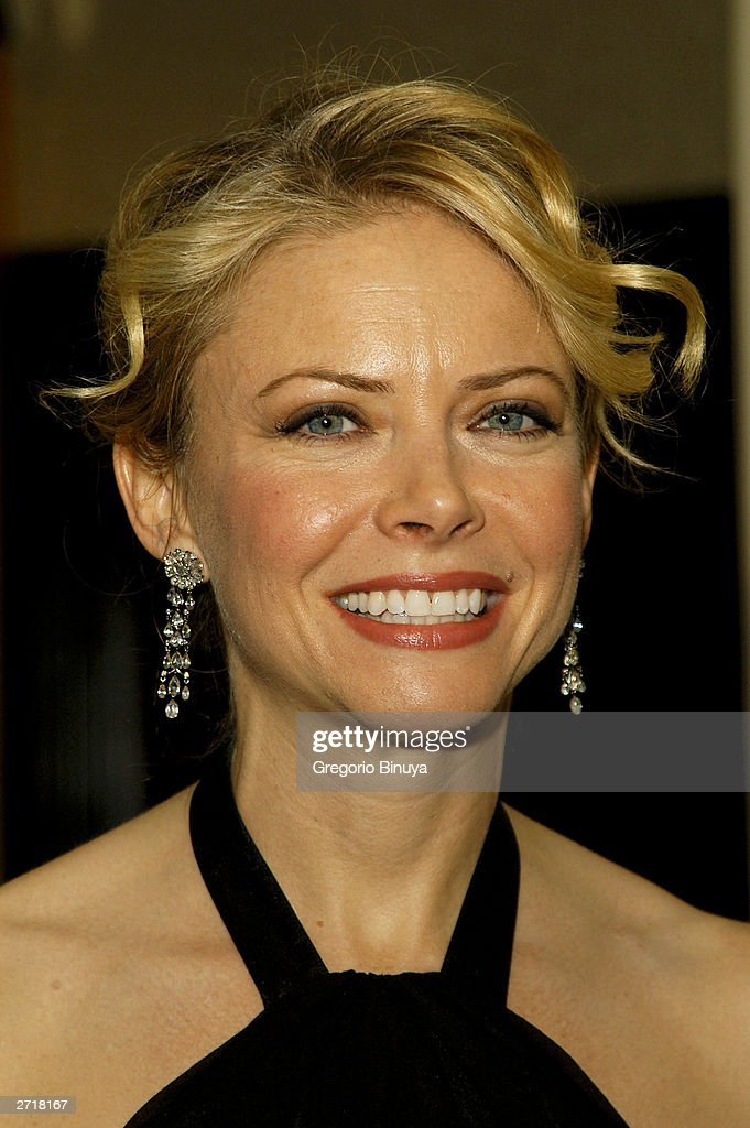 Faith Ford attends the 13th Annual Broadcasting & Cable Magazine Hall of Fame November 10, 2003, in New York.