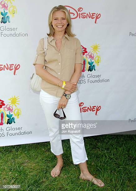 Faith Ford during 'A Time For Heroes' Sponsored by Disney to Benefit the Elizabeth Glaser Pediatric AIDS Foundation Arrivals at Wadsworth Theater in...