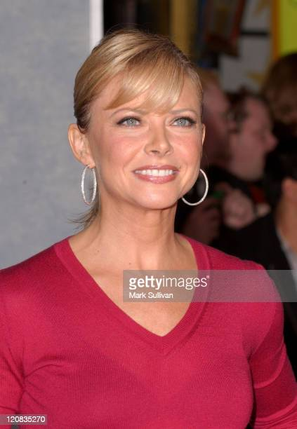 Faith Ford during 'The Pacifier' Los Angeles Premiere Arrivals at The El Capitan in Hollywood California United States