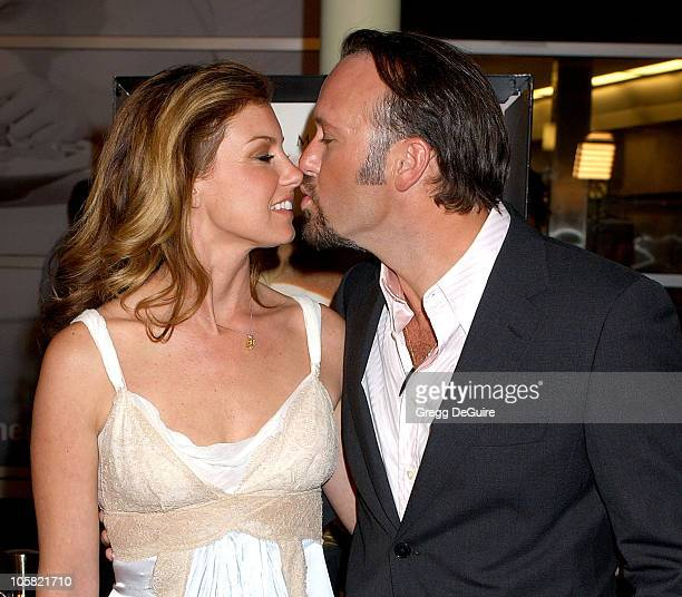 Faith Hill and Tim McGraw during Hollywood Film Festival's Opening Night Film Gala of 'Flicka' Arrivals at ArcLight Theatre in Hollywood California...