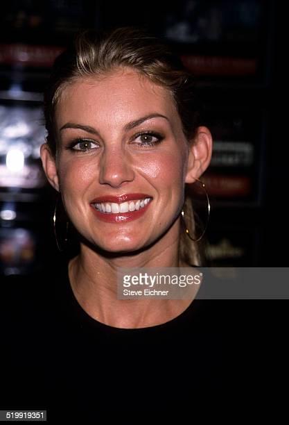 Faith Hill at event New York 1990s