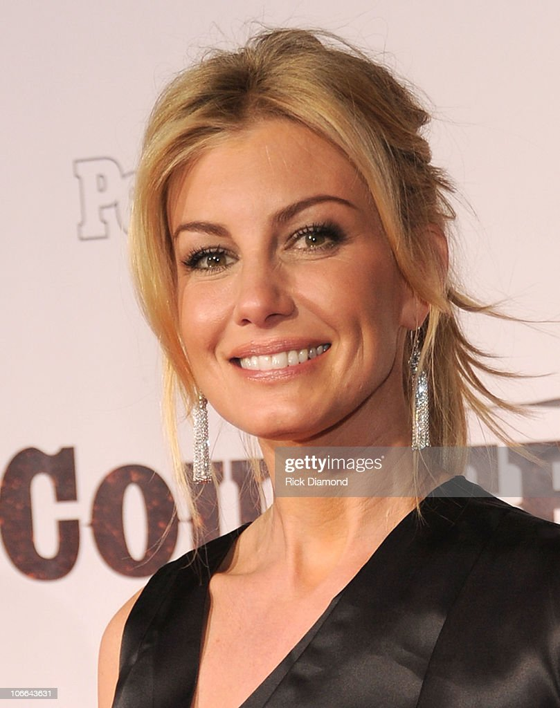 Faith Hill attends the 'Country Strong' Premiere at Regal Green Hills on November 8, 2010 in Nashville, Tennessee.