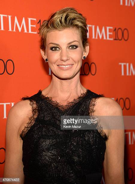 Faith Hill attends TIME 100 Gala TIME's 100 Most Influential People In The World at Jazz at Lincoln Center on April 21 2015 in New York City
