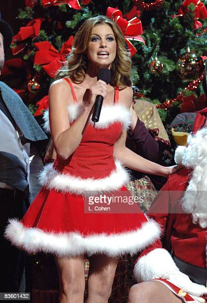 Faith Hill performs at Earth to America which airs on TBS Sunday November 20 at 8 pm 10423LC_13011jpg