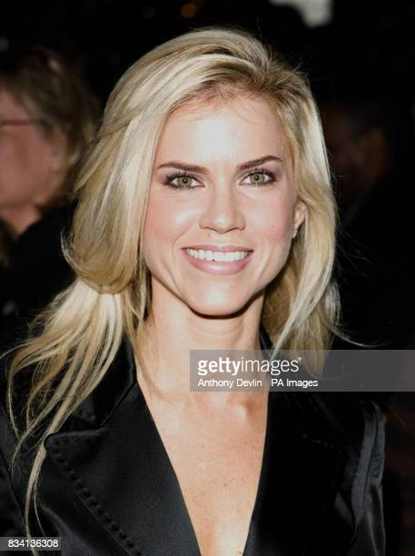 Faith Majors wife of Lee Majors arrives for the premiere of 'Ben 10 Race Against Time' at the Vue in Leicester Square London