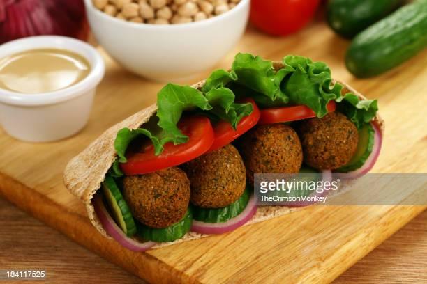 Falafel in Pita