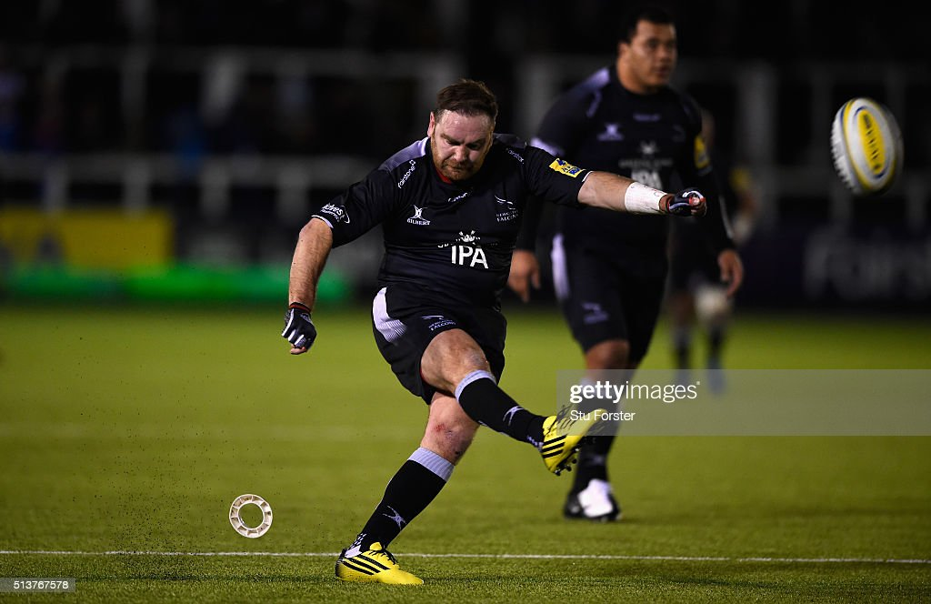 Newcastle Falcons v Worcester Warriors - Aviva Premiership