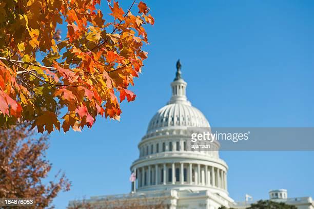 Automne 2011 à Capitol hill à Washington, D.C.
