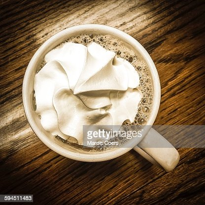 Fall Beverages : Stock Photo