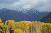 Fall Color and First Snowfall