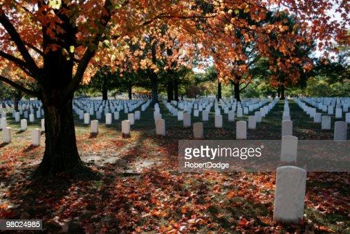 Fall Colors at Arlington National Cemetery