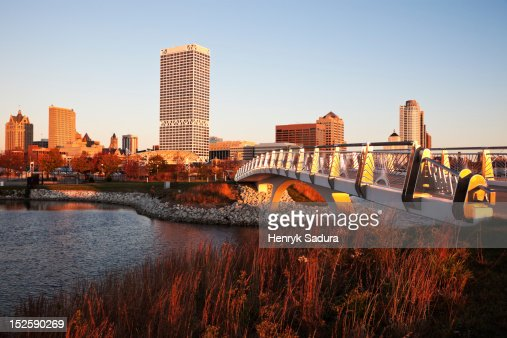 Fall colors in Milwaukee