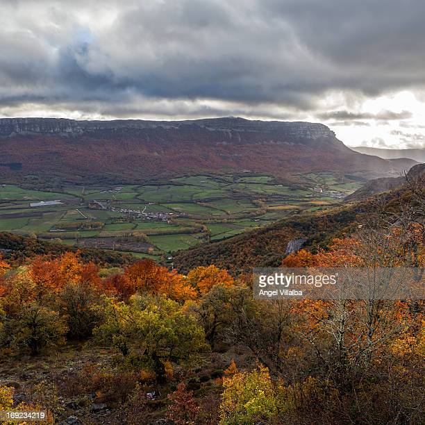 Fall Colors in Navarra