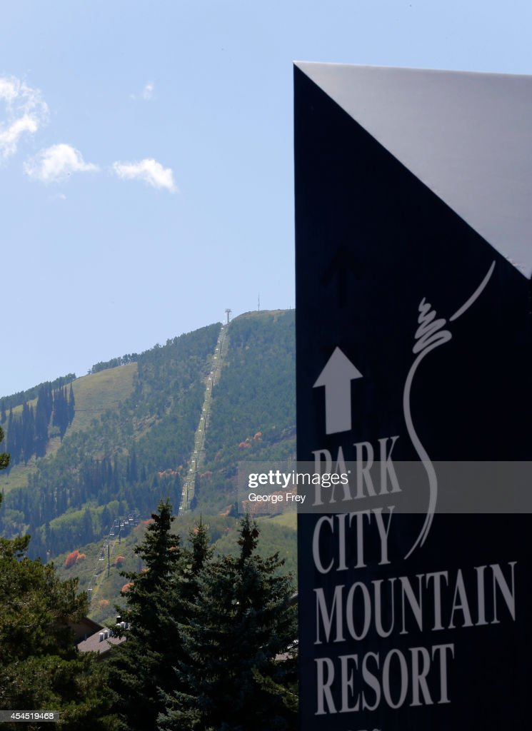 Fall colors start to appear on the mountainside of Park City Mountain Resort on September 2, 2014 in Park City, Utah. The Park City ski resort is locked in a real estate legal battle that could prevent it from opening this coming winter. Many businesses in Park City are predicting catastrophic consequences if the ski resort doesn't open for the winter season.