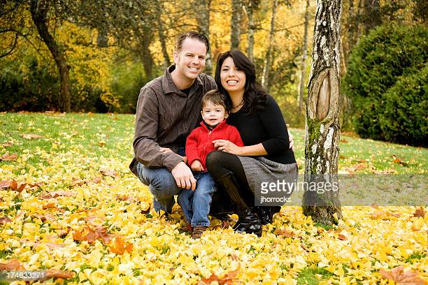 Fall Family Portrait