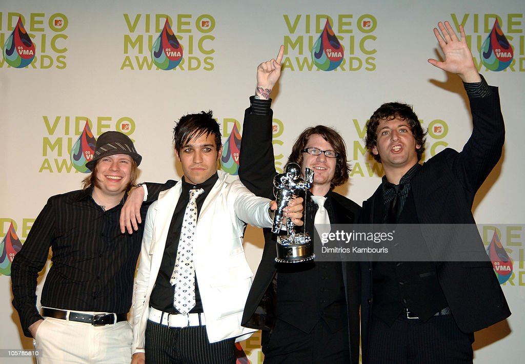 2005 MTV Video Music Awards - Press Room