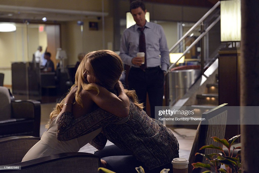 NASHVILLE - 'I Fall to Pieces' - After the crash, Rayna is in a coma and Deacon is left to wait on his pending jail sentence. Teddy is still shell-shocked about Peggy's pregnancy and struggles to understand where he belongs... Is it by Rayna's side with his daughters? Meanwhile, Maddie grapples with the revelation that Deacon is her father and, feeling alone, turns to Juliette, unwittingly revealing the details of what happened before the traumatic crash. And Gunnar and Scarlett's relationship becomes even more complicated after the proposal, so they turn to their friends, Will and Zoey, for support, on the Season 2 Premiere of 'Nashville,' WEDNESDAY, SEPTEMBER 25 (10:00-11:00 p.m., ET) on the ABC Television Network. CLOSE