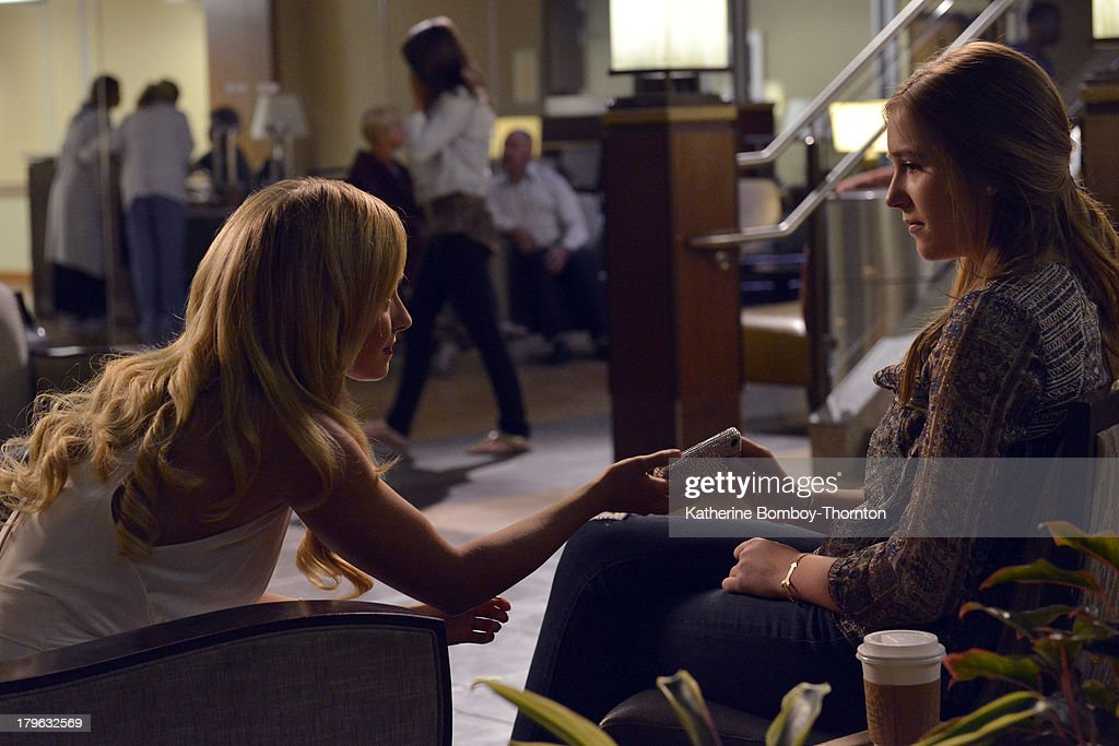 NASHVILLE - 'I Fall to Pieces' - After the crash, Rayna is in a coma and Deacon is left to wait on his pending jail sentence. Teddy is still shell-shocked about Peggy's pregnancy and struggles to understand where he belongs... Is it by Rayna's side with his daughters? Meanwhile, Maddie grapples with the revelation that Deacon is her father and, feeling alone, turns to Juliette, unwittingly revealing the details of what happened before the traumatic crash. And Gunnar and Scarlett's relationship becomes even more complicated after the proposal, so they turn to their friends, Will and Zoey, for support, on the Season 2 Premiere of 'Nashville,' WEDNESDAY, SEPTEMBER 25 (10:00-11:00 p.m., ET) on the ABC Television Network. STELLA