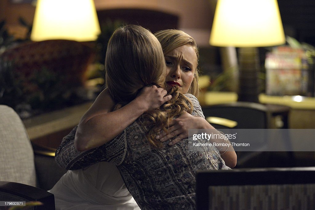 NASHVILLE - 'I Fall to Pieces' - After the crash, Rayna is in a coma and Deacon is left to wait on his pending jail sentence. Teddy is still shell-shocked about Peggy's pregnancy and struggles to understand where he belongs... Is it by Rayna's side with his daughters? Meanwhile, Maddie grapples with the revelation that Deacon is her father and, feeling alone, turns to Juliette, unwittingly revealing the details of what happened before the traumatic crash. And Gunnar and Scarlett's relationship becomes even more complicated after the proposal, so they turn to their friends, Will and Zoey, for support, on the Season 2 Premiere of 'Nashville,' WEDNESDAY, SEPTEMBER 25 (10:00-11:00 p.m., ET) on the ABC Television Network. PANETTIERE