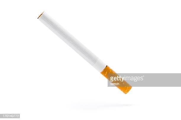 Caída de cigarrillo