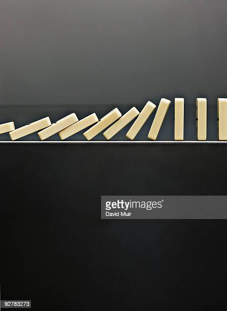 falling dominos