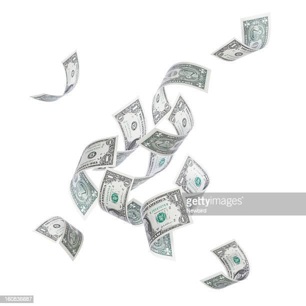 Falling Money