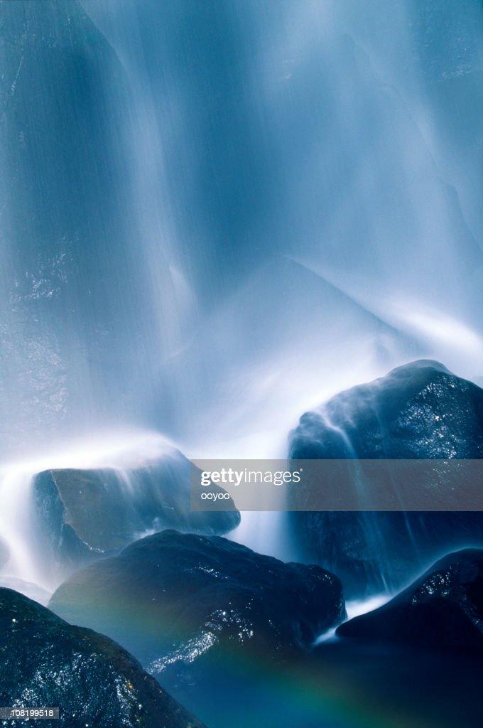 Falling Water : Stock Photo