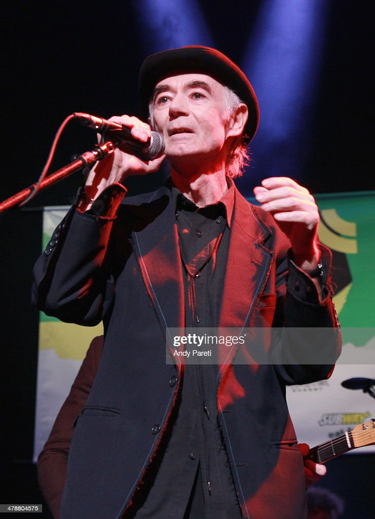 BP Fallon performs onstage at the Lou Reed Tribute during the 2014 SXSW Music, Film + Interactive Festival at Paramount Theatre on March 14, 2014 in Austin, Texas.