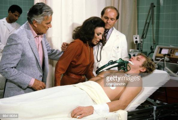 DYNASTY 'Fallon's Father' Season Two 11/25/81 John Forsythe Joan Collins Al Corley
