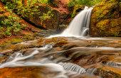 Falls along Dodd Creek