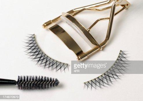 False Eyelashes - Tools of a Make-Up Artist (XXXL)
