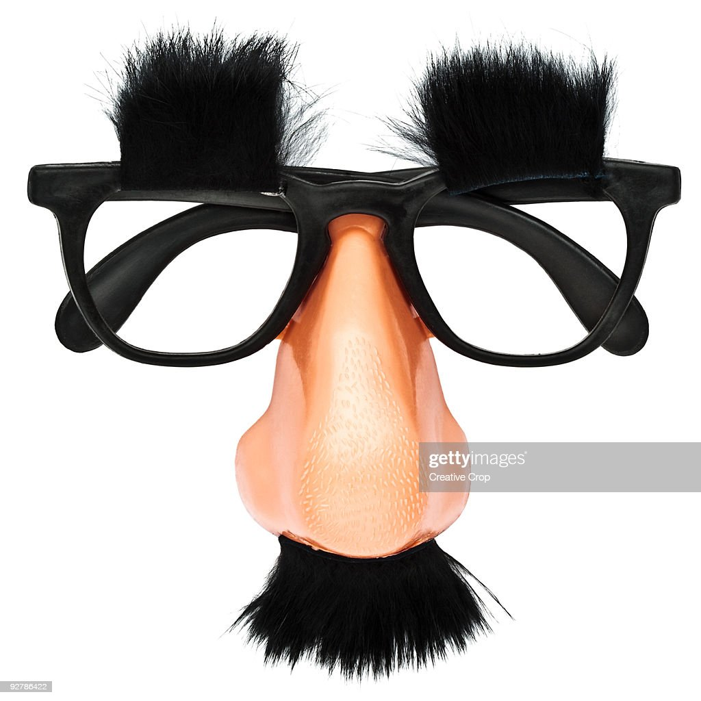 fec1442b4f3f Groucho marx mask stock photos and pictures getty images jpg 612x612  Mustache latex nose mask
