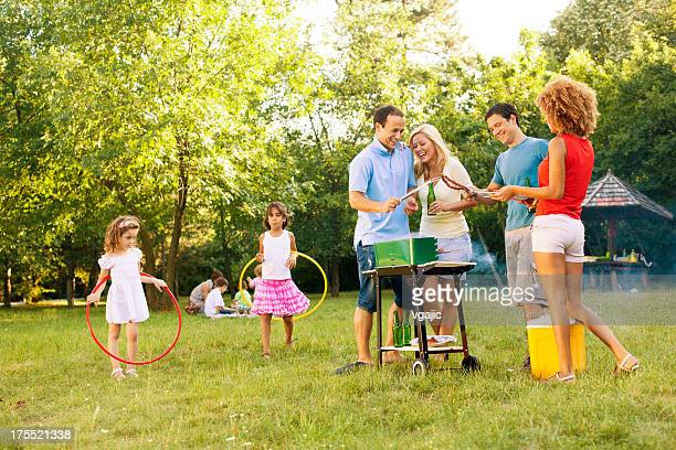 ご家族でバーベキューをお楽しみいただけます。