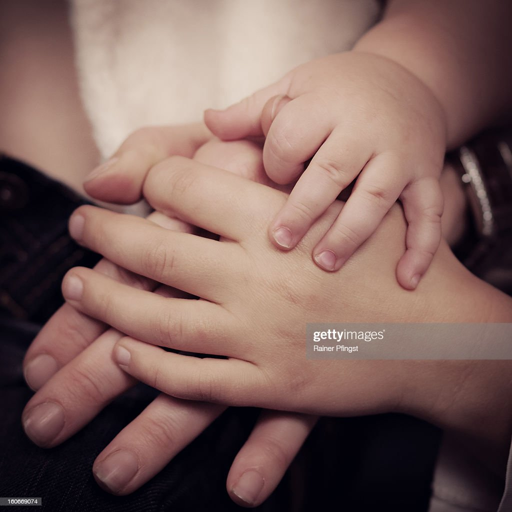 Family, 3 hands