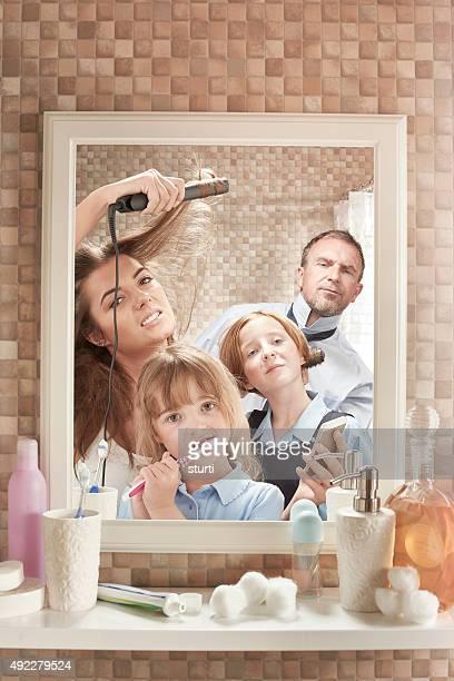 Famiglia-Bagno