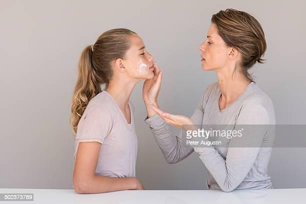 family beauty treatment