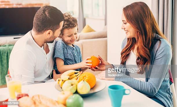 Colazione per tutta la famiglia