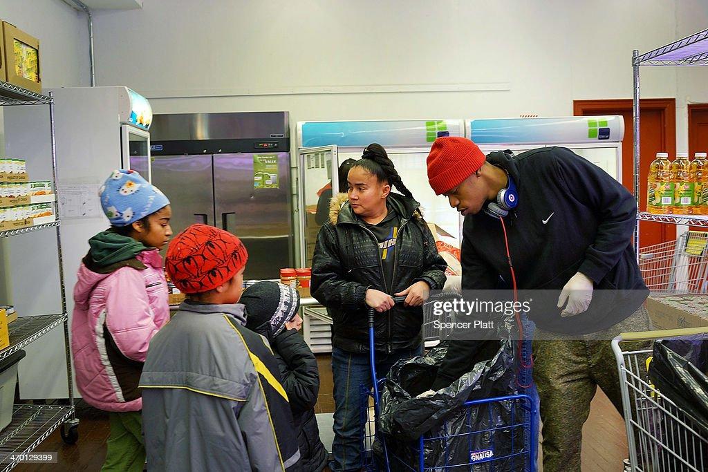 Camba Beyond Hunger Emergency Food Pantry New York