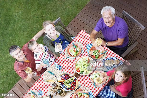 ご家族でのピクニックもお楽しみいただけます。
