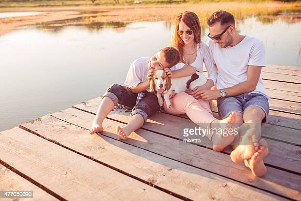 Familie Spaß