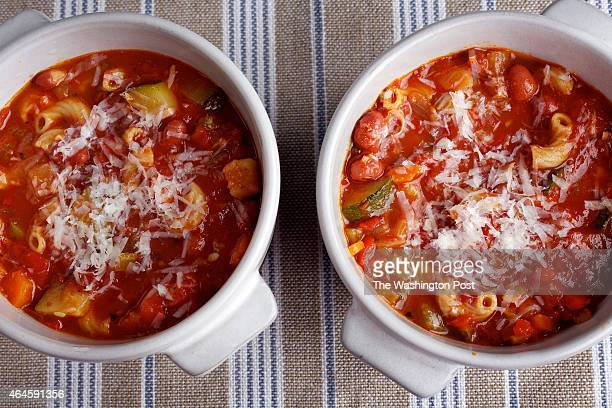 Family Favorite Minestrone Tableware from Crate and Barrel