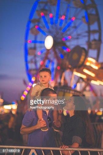 Family Fun at Fair