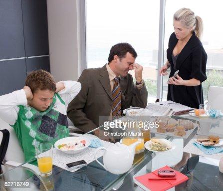 Family Life : Stock Photo