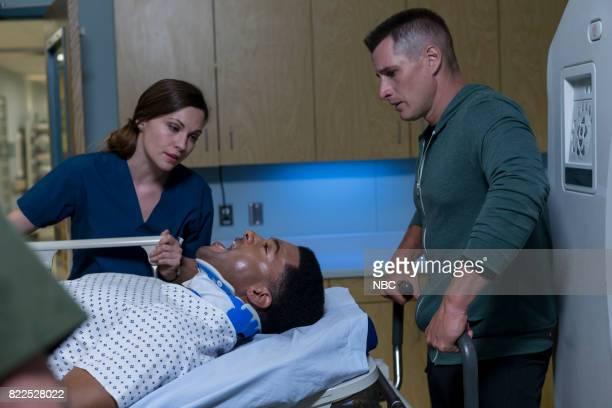 SHIFT 'Family Matters' Episode 406 Pictured Jill Flint as Jordan Alexander JR Lemon as Kenny Fournette Brendan Fehr as Drew Alister