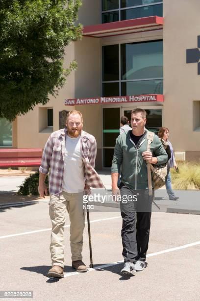 SHIFT 'Family Matters' Episode 406 Pictured Mac Brandt as Mac Riley Brendan Fehr as Drew Alister