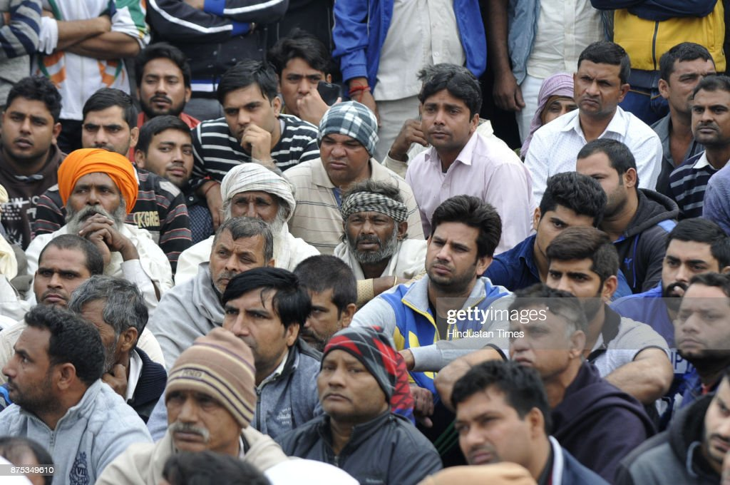 Family Members Of Slain BJP Leader Protest To Demands Arrest Of Criminals Involved
