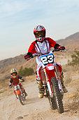 Family Motocross Racers