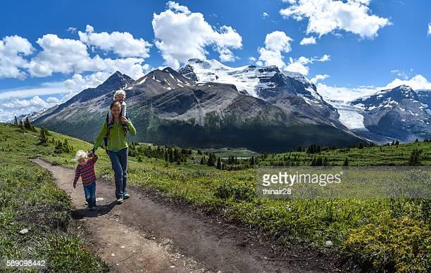 Family Mountain Hike