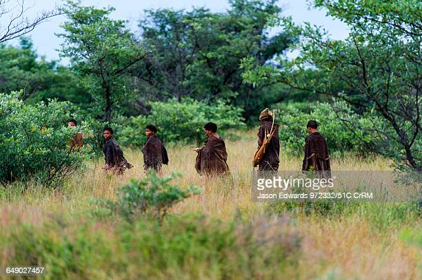 san bushmen of the kalahari desert The san people were also referred to as the bushmen but this term has since been abandoned because it is considered racist and sexist however, unless properly defined, the term san may draw the the same responses.