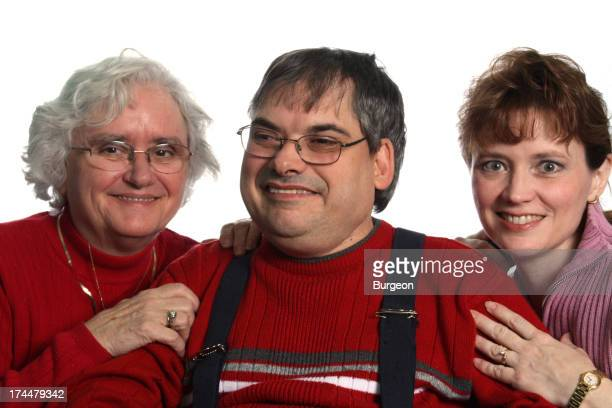 Family of special needs man